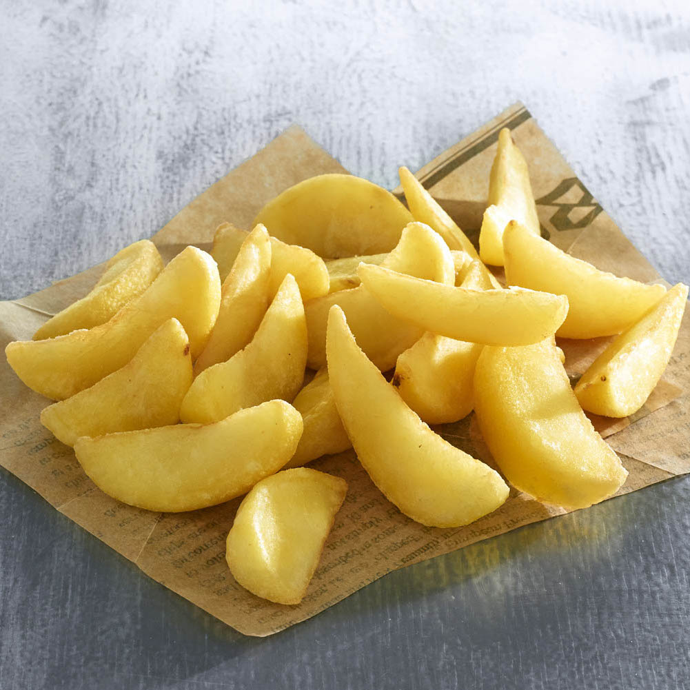 WEDGES - PATATE A SPICCHI 4 BS X 2.500 G
