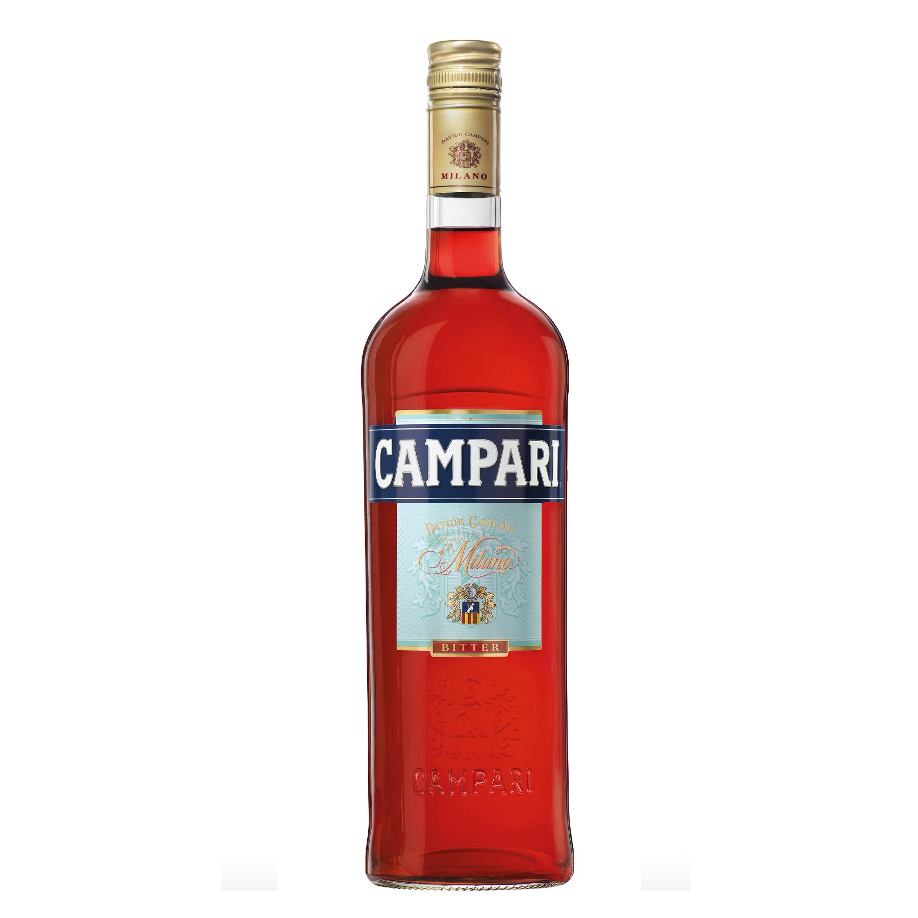 BITTER CAMPARI 25 % 1 L